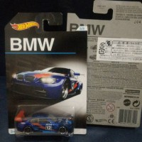 Hot Wheels BMW M3 GT2 Japan Card / Blister