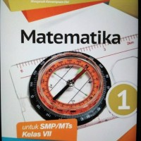 buku Mandiri Matematika SMP kelas 7 - kur. 2013