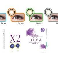 Softlens X2 Diva / Soflen New Diva Diameter 15mm