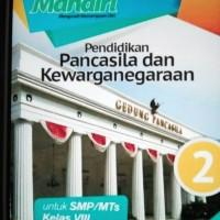 buku mandiri - PKN SMP kelas 8 kur. 2013