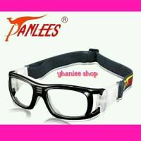 kacamata olahrga futsal, basket | panless original | bisa ganti lensa