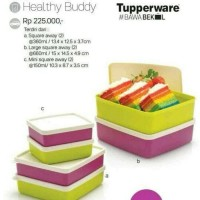 Promo Tupperware Healthy Buddy Kotak Makan Anak Tupperware Murah
