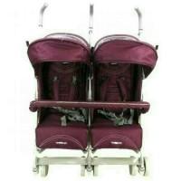 harga Baby Stroller Baby Elle Twin Trevi S 2500 Dorongan Bayi Kembar Tokopedia.com