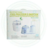 food processor & babycook