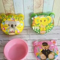 souvenir ulang tahun anak / kotak makan murah / tempat makan anak