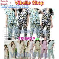 TSUMCPxx - Tsum Tsum Vibelle shop grosir baju tidur piyama baby doll