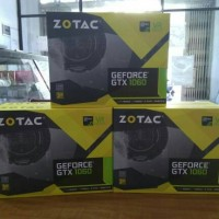 ZOTAC VGA GEFORCE GTX 1060 3GB PCIE DDR5