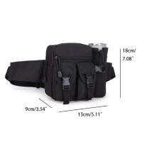 Tas pinggang Hp army 726 Multifungsi (tas Gadget dengan Botol)