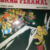 Komik petualangan asterix. sang peramal .( kondisi buku baru).