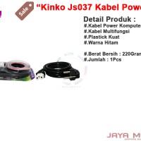 harga Kinko Js017 Jm Kabel Power Komputer / Pc / Magic Com (ori) Tokopedia.com