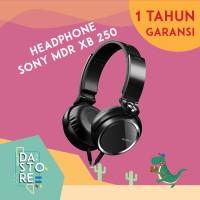 Headset Sony MDR XB 250 Original