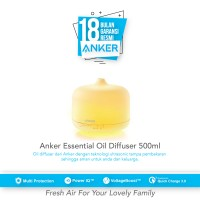 Anker Essential Oil Diffuser 500ml Aromatherapy Ruangan - [T3230221]