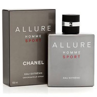 Parfum Ori Chanel Allure Homme Sport Eau Extreme 100 Ml - No Box