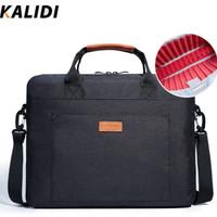 KALIDI 13 atau 15 Inch Laptop Bag for Dell Alienware/Macbook/Lenovo