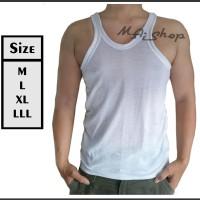 Jual Kaos Dalam Pria / Singlet #GROSIR# Murah