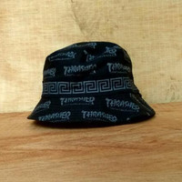 BUCKET HAT HUF X THRASHER