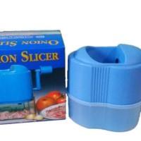 Onion Slicer / Alat Rajang / Perajang / Pengiris / Cacah Bawang Destec