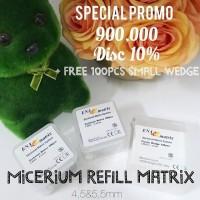 Micerium ENA refill matrix
