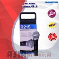 Dynamic Microphone Samson R21S murah