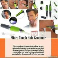 harga Micro Touch Max Trimmer As Seen On Tv Alat Cukur Bulu Hidung, Alis Tokopedia.com