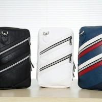 Sling Bag Premium Pria High Quality Leather CK-Z01
