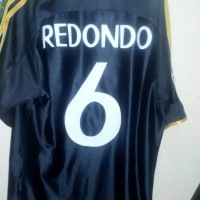 Jual Jersey Original Real Madrid Away 1999/2000 (NNS Redondo) Murah