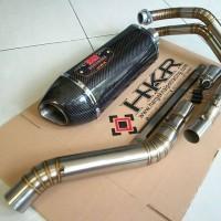 Yoshimura R77 Carbon Keblar Asli Full Set Honda CBR250RR
