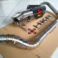 Akrapovic GP Rossi Kawasaki Ninja 250 RR Mono Full System
