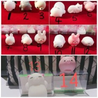 Jual squishy / 9gag case not squishy case toy (squishy only) FREE BOX Murah