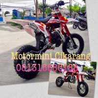 MOTOR MINI KXD 50CC MESIN HONDA Ring 12