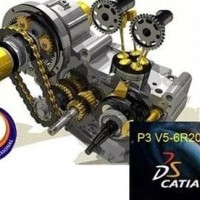 Software Catia P3 2016 - Desain Engineering Dan Manufakture Original