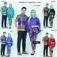 harga Batik Couple Sarimbit Seragam Pesta Baju Muslim Gamis Maxi Dress Jumbo Tokopedia.com