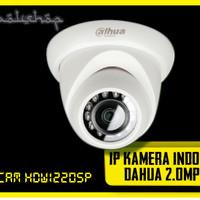 IP KAMERA CCTV DAHUA INDOOR 2.0MP HDW1220SP