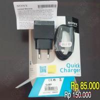 Charger Sony Xperia Ep881 Ep880 Casan Carger Original HP Z Z1 Z2 Z3