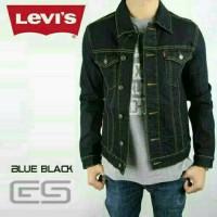 Harga jaket jeans pria blueblack jaket levis jaket jeans | Pembandingharga.com