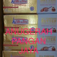 Butter Elle Vire Unsalted 2.5kg.