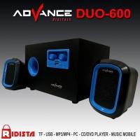 Speaker Aktif Advance Duo-600