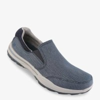Sepatu Casual Skechers shoes Navy original 100%