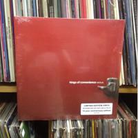 Kings of convenience album versus Piringan hitam vinyl lp