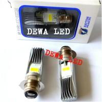 Jual LAMPU LED MOTOR H6 Hi/Low Murah