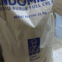 SUSU FULL CREAM INDOMILK 500gr