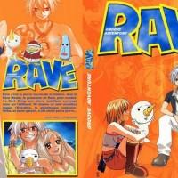 DVD Anime Rave Master, One Punch Man, Seikon Qwaser