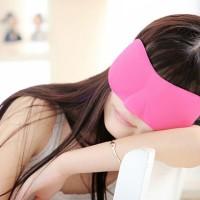 Jual Penutup Mata Tidur Sleep Eye Mask Travel Masker Pelelap Tidur insomnia Murah