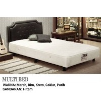 Central Springbed Deluxe Multibed 200/200 Full Set