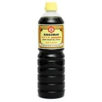 Kikkoman Usukuchi Light Soy Sauce 1L Bumbu Kecap Asin Import