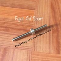 Pentil senapan long barell / senapan home industri / valve long barell