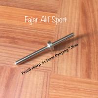 Pentil long barell / Valve long barell / pentil senapan home industri