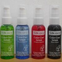 SILKORO Color Care Serum Vitamin Rambut 80 ml (Double UV Filter)