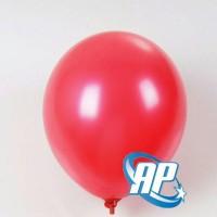Jual Balon Metalik Merah Murah