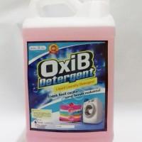 Detergent Low Foam Kemasan 5 Liter Deterjen Rendah Busa Untuk Laundry